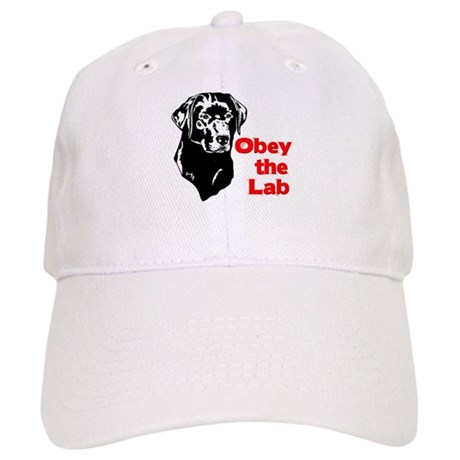 Obey the Lab Cap