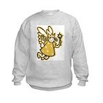 Funky Fairy Kids Sweatshirt