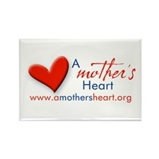 A Mother's Heart ~ Rectangle Magnet