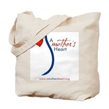 A mother's heart ~ Tote Bag
