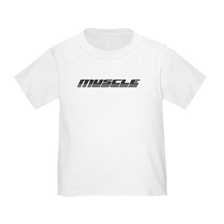 Muscle Toddler T-Shirt