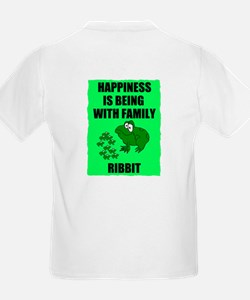 HAPPY MOTHER'S DAY (FROG LOOK) Kids T-Shirt