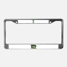 HAPPY MOTHER'S DAY (FROG LOOK) License Plate Frame