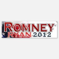 Romney Ryan 2012: Bumper Bumper Sticker