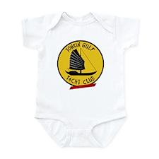 Tonkin Gulf Yacht Club Infant Bodysuit