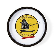 Tonkin Gulf Yacht Club Wall Clock