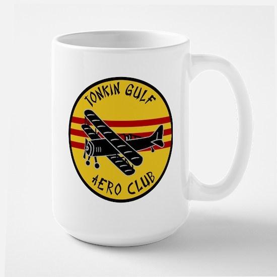Tonkin Gulf Aero Club Large Mug