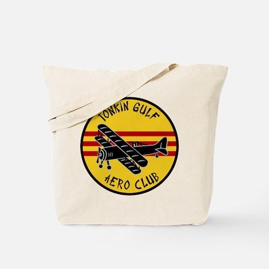 Tonkin Gulf Aero Club Tote Bag