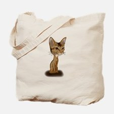 Cartoon Aby Tote Bag