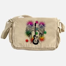 Rock God Messenger Bag