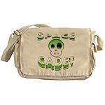 Space cadet Messenger Bag