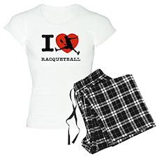 I love Racquetball Pajamas
