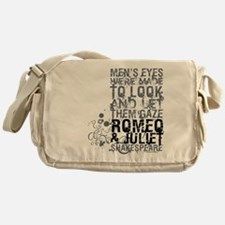 Romeo & Juliet Messenger Bag