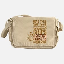 Doctor Faustus Messenger Bag