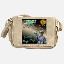 GAY RAY Messenger Bag