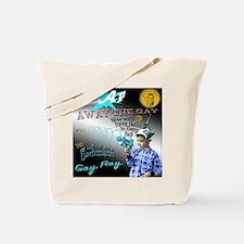 GAY RAY Tote Bag