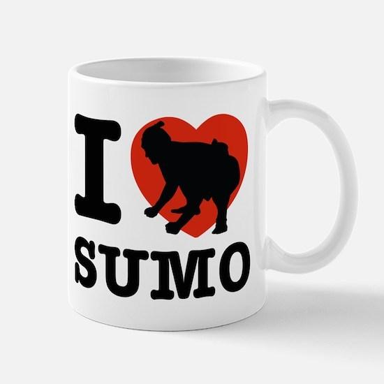 I love Sumo Mug
