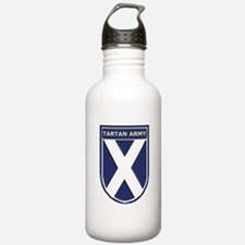 Stand Together Tartan Army Water Bottle