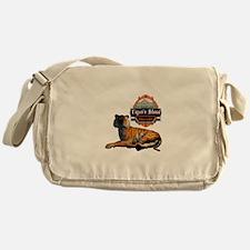 Cute Adonis Messenger Bag