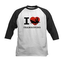 I love Team roping Tee