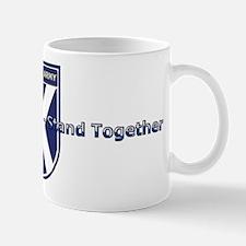 Stand Together Tartan Army Mug