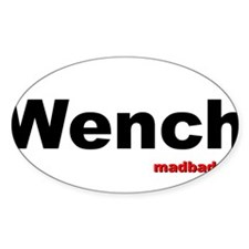 Wench Decal