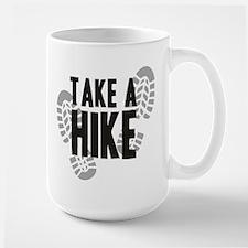 Take a Hike Mug