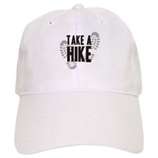 Take a Hike Baseball Cap