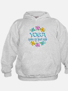 Yoga Smiles Hoodie