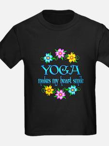 Yoga Smiles T