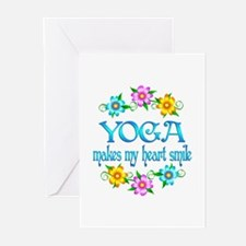 Yoga Smiles Greeting Cards (Pk of 10)