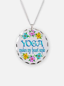 Yoga Smiles Necklace