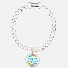Yoga Smiles Bracelet