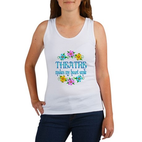 Theatre Smiles Women's Tank Top