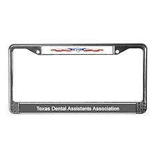 TDAA License Plate Frame