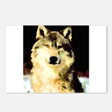 Like A Wolf Postcards (Package of 8)