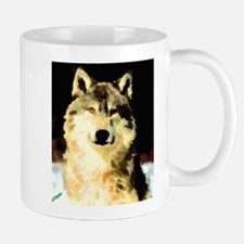 Like A Wolf Mug