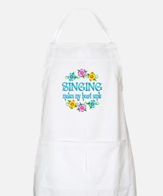 Singing Smiles Apron