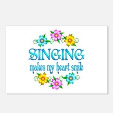 Singing Smiles Postcards (Package of 8)