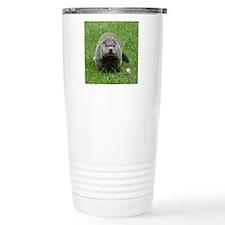 Groundhog (Woodchuck) Travel Mug