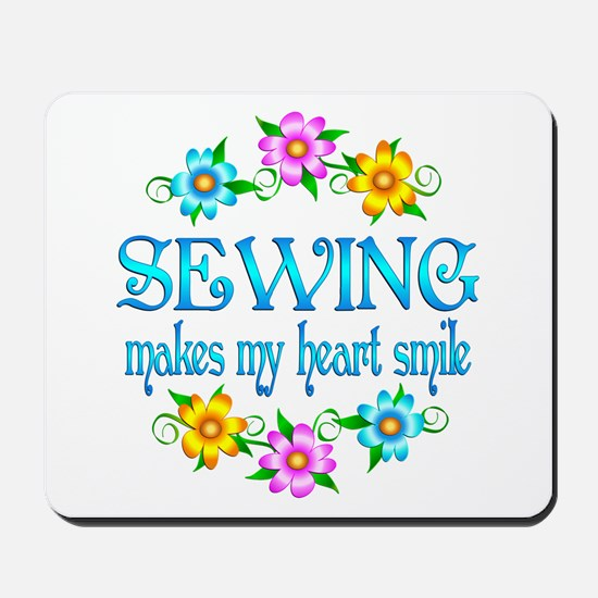 Sewing Smiles Mousepad