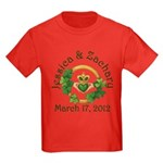 Jessica & Zachary Kids Dark T-Shirt