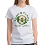Jessica & Zachary Women's T-Shirt