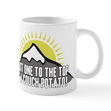 Last one to the Top Mug