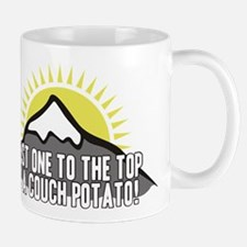 Last one to the Top Mug