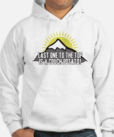 Last one to the Top Hoodie