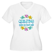 Quilting Smiles T-Shirt
