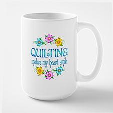 Quilting Smiles Mug