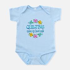Quilting Smiles Infant Bodysuit