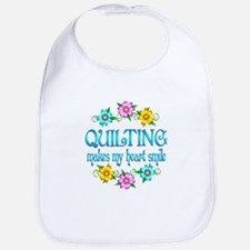 Quilting Smiles Bib